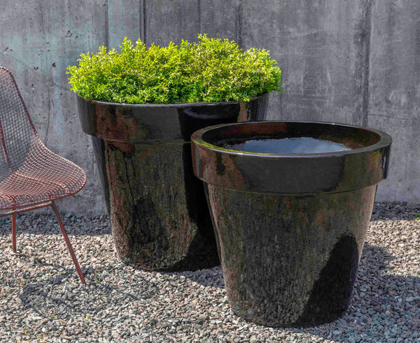 Campania International Midtown Planter - Set of 2