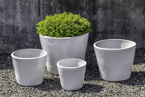 Campania International Portale Planter - Set of 4
