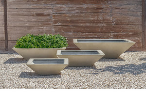 Campania International Square Zen Bowl