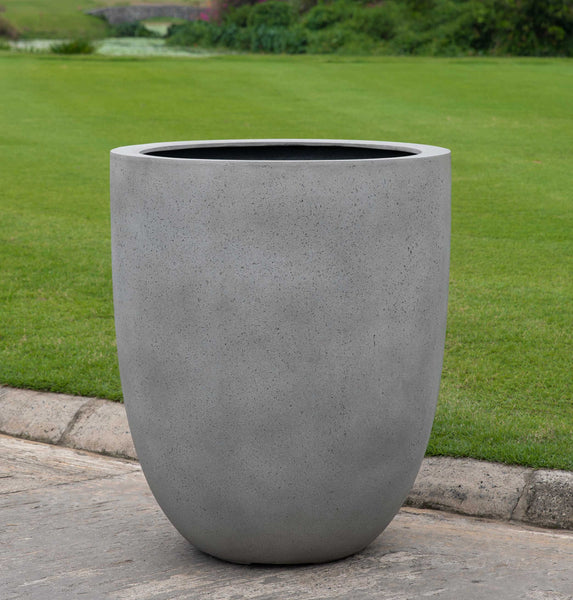 Campania International Bradford Round Planter