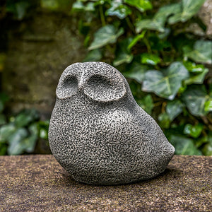 Campania International Stone Owl