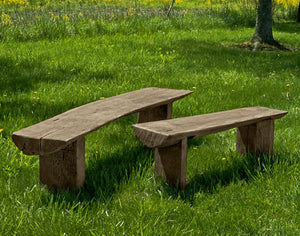 Campania International Bois Large Bench