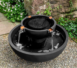 "Campania International 29"" Del Rey Fountain"