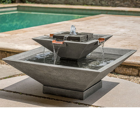Campania International Facet Fountain