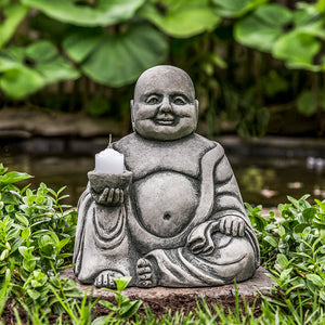 Campania International Small Abaca Buddha