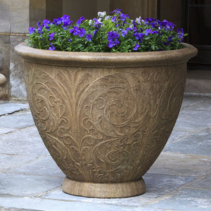 Campania International Arabesque Large Planter