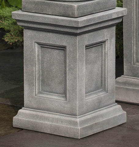 Campania International Low Lenox Pedestal