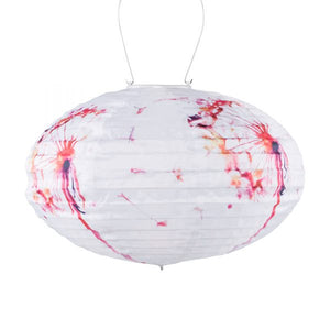 Soji Solar Lantern - Windy Seeds Oval