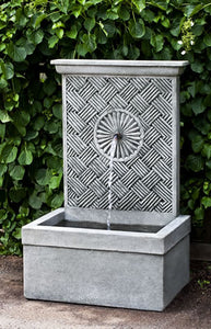 Campania International Solaris Fountain