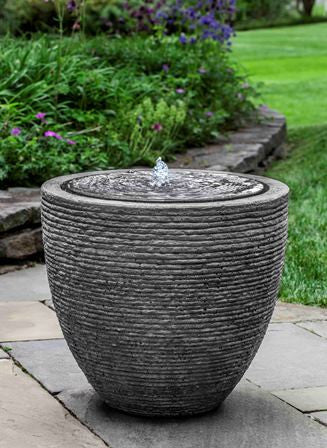 Campania International Stone Ledge Fountain