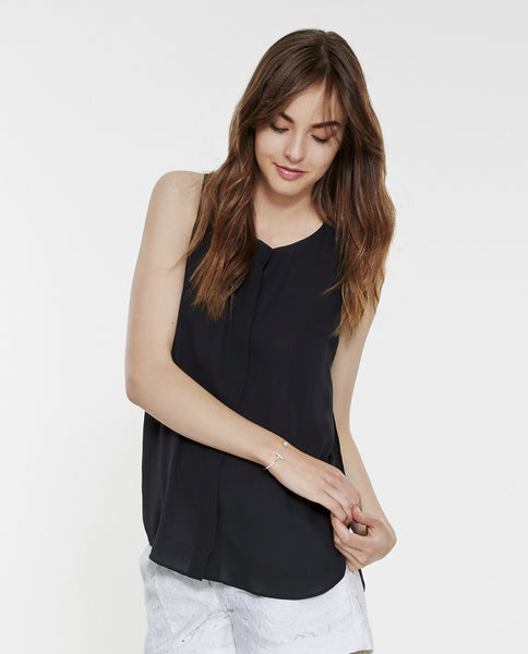 Geraldine Sleeveless Top