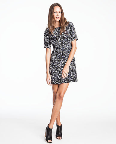 Samantha camo dress