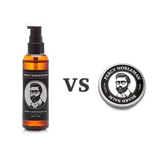 Beard Oil vs Beard Balm