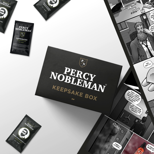 Percy Nobleman Keepsake Box