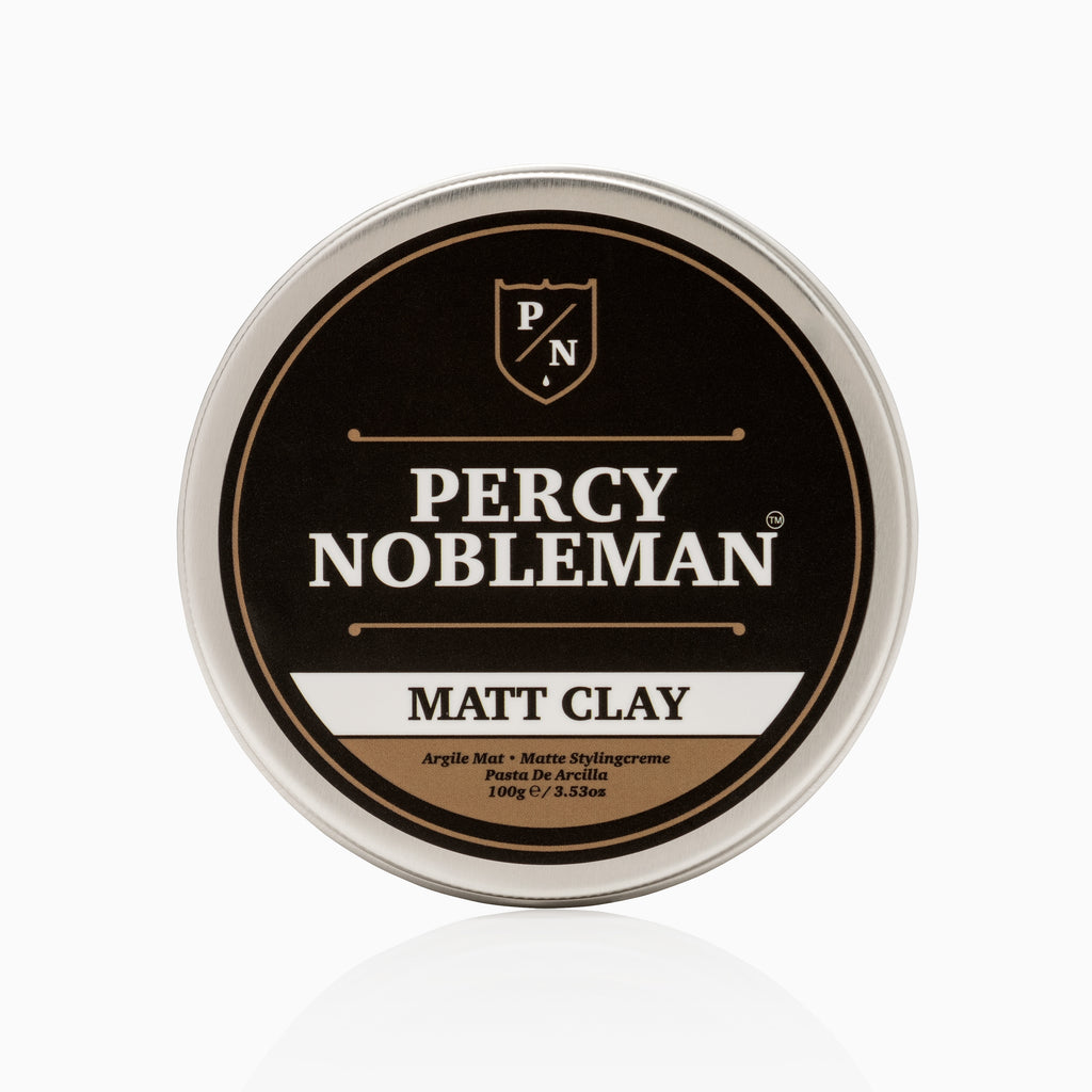 Percy Nobleman Matt Clay