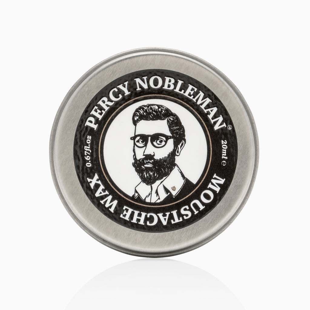 Percy Nobleman Moustache Wax