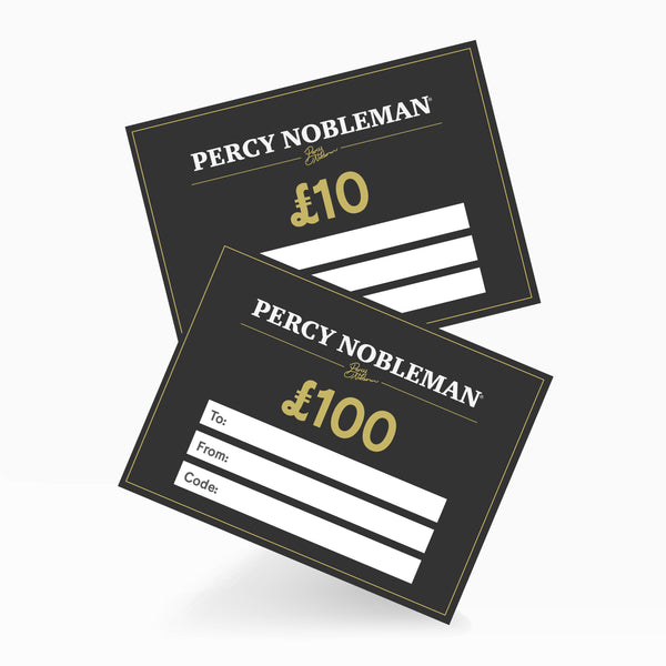 Percy Nobleman Gift Card