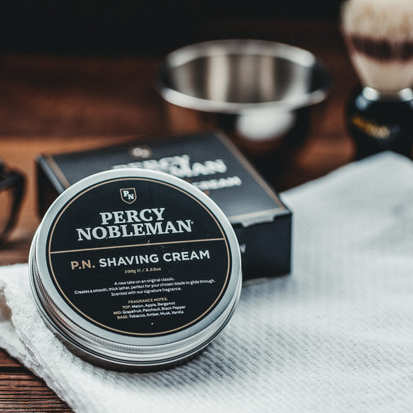 Percy Nobleman Shaving Cream (100g)