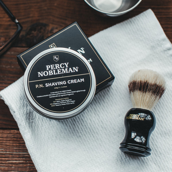 Percy Nobleman Shaving Cream