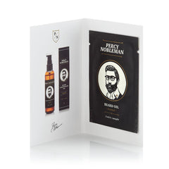 Scented Beard Oil Sample