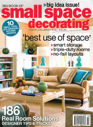 Small Space Decorating, Spring 2015