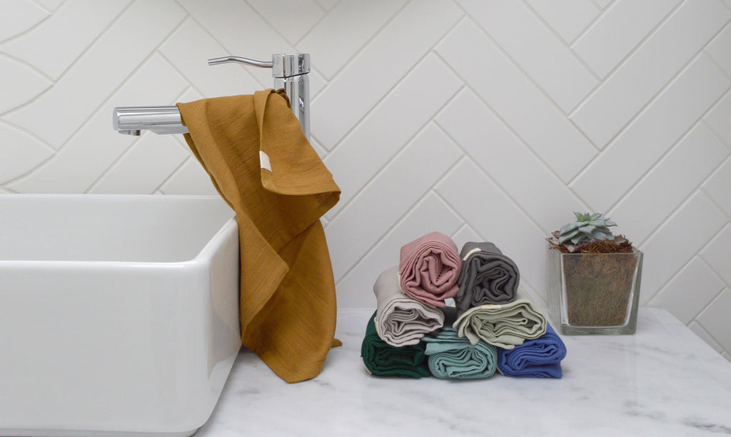 Bibs and muslin Square Towels