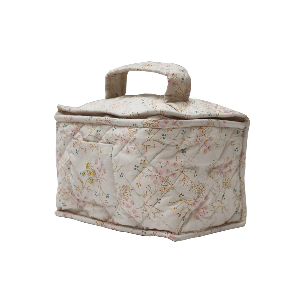 Beauty/Toiletry Bag in Minako Golden