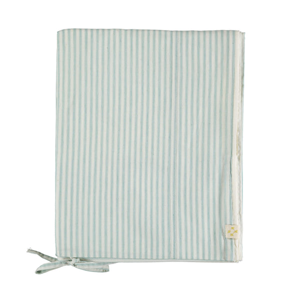 Marine Ticking Stripe Duvet Cover