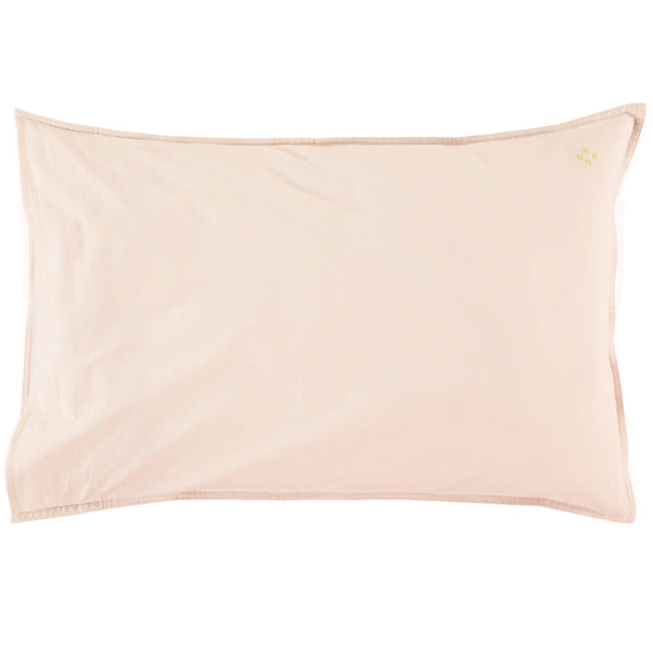 Organic Pillowcase - Pink