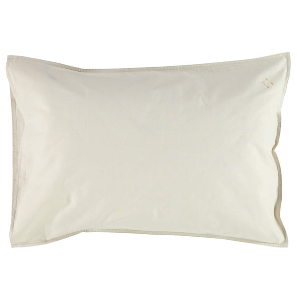 Organic Pillowcase - Stone