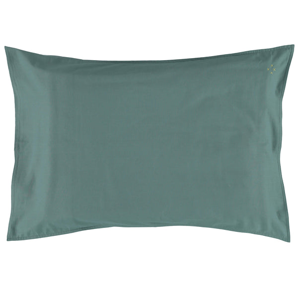 Organic Pillowcase - Teal