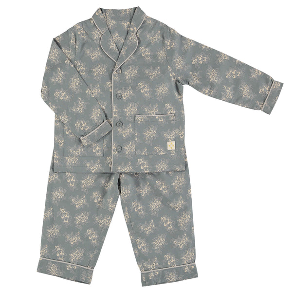 Celia Soft Blue Pyjama Set