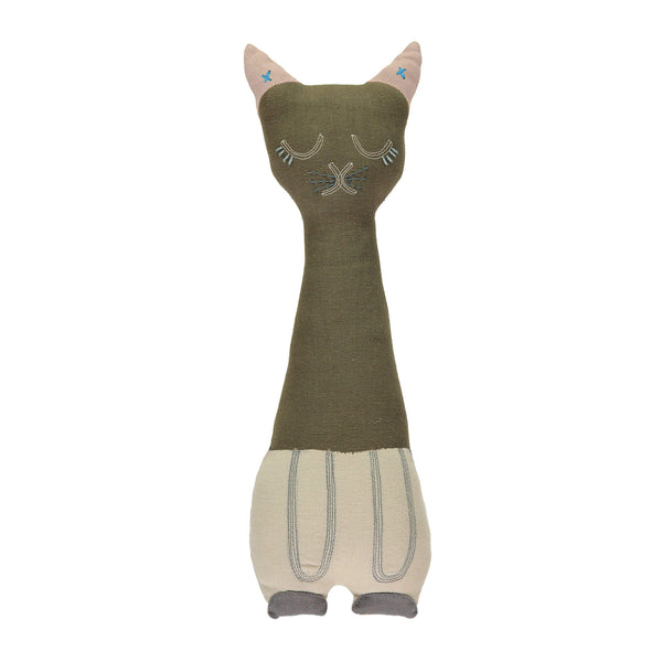 Tall Cat - Khaki