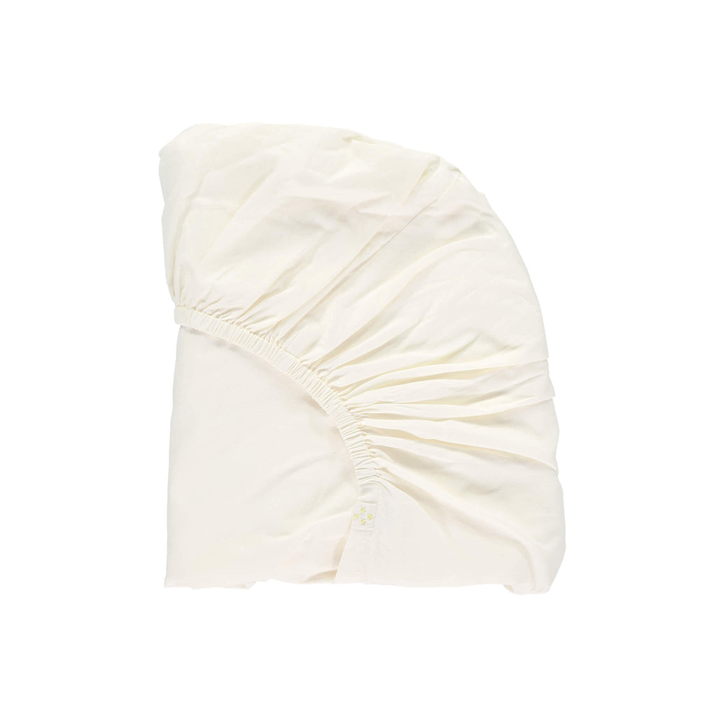 Fitted sheet Off White - Large sizes