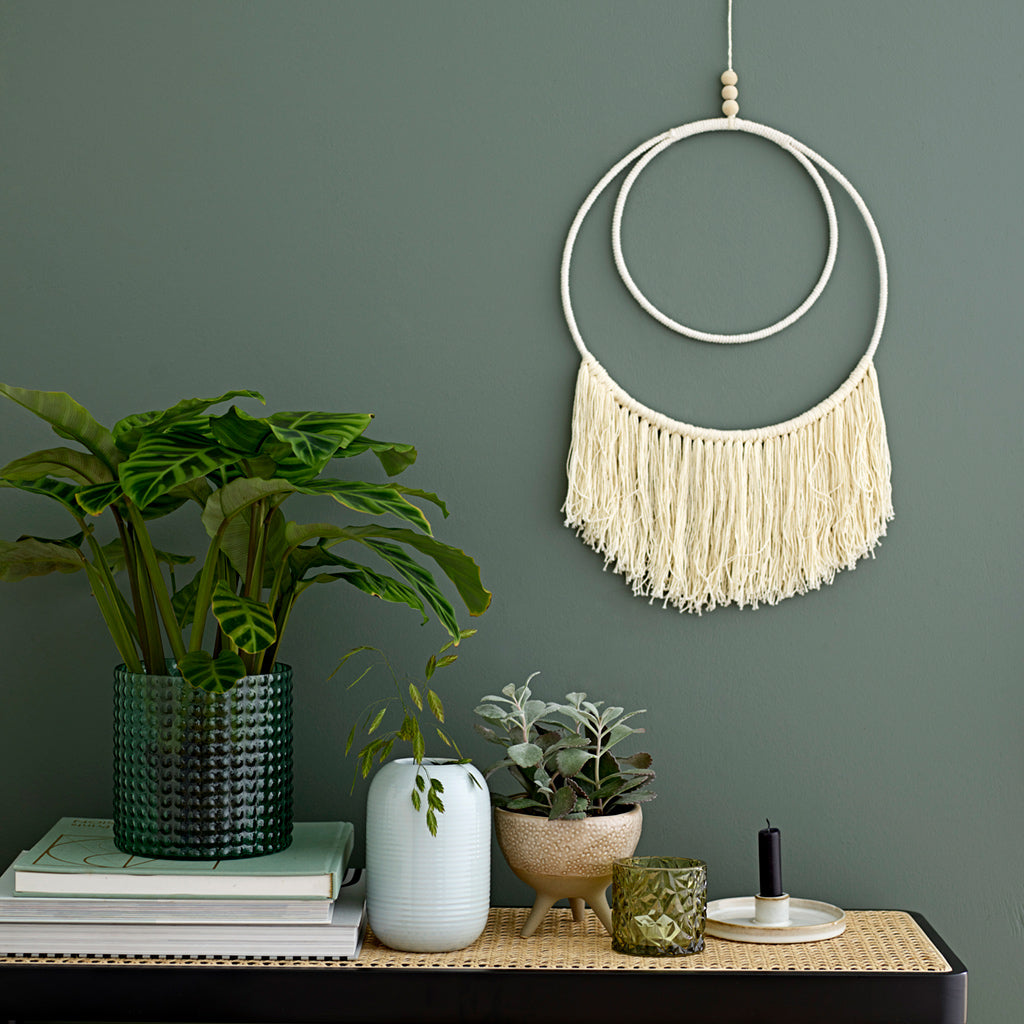 Natural cotton Wall Hanger
