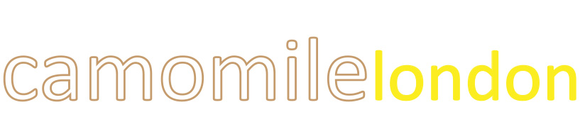 Camomile London logo