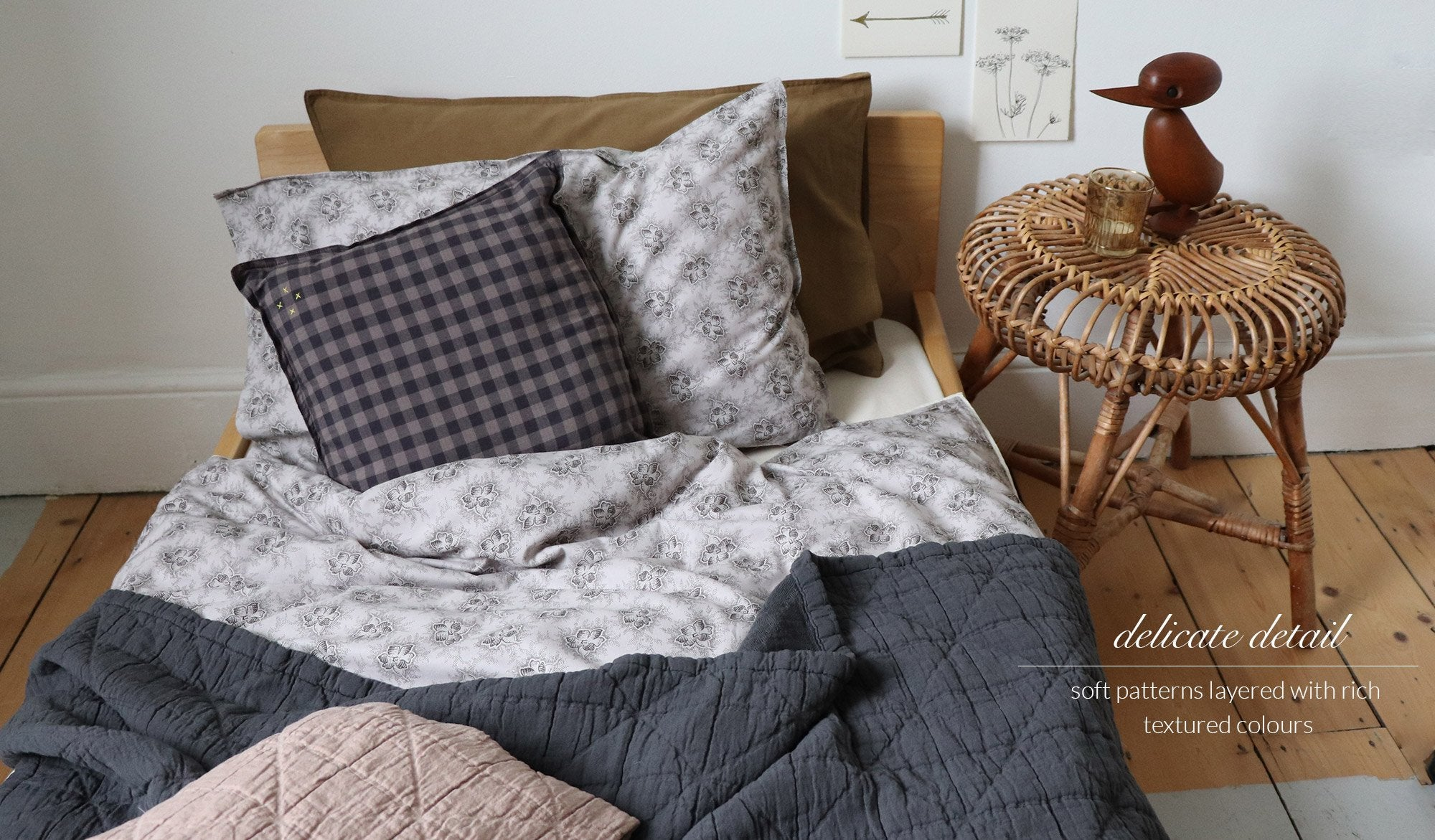 Junior bedding collection