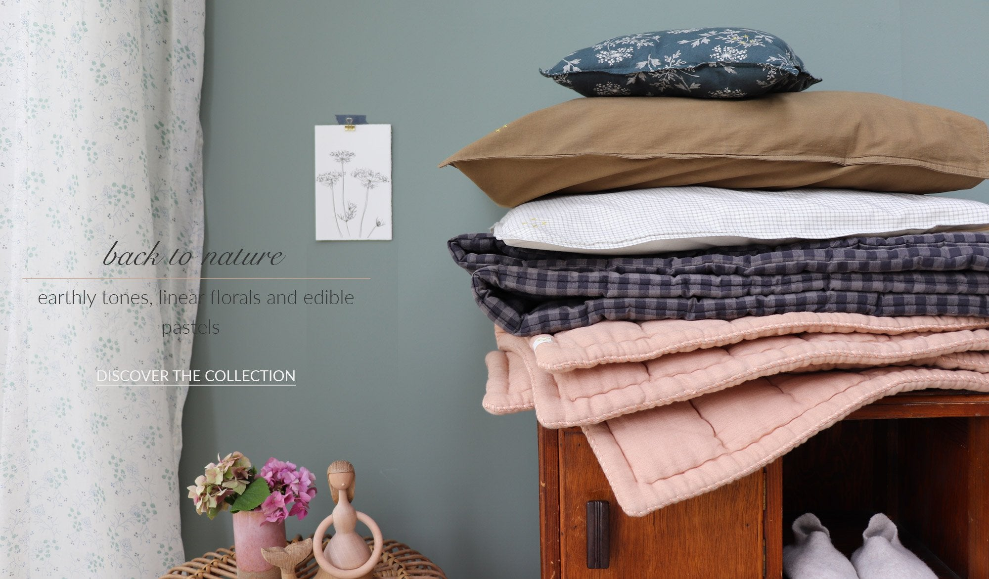 nursery bedding by camomile london