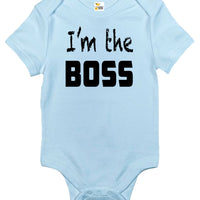 Baby Bodysuit - I'm The Boss