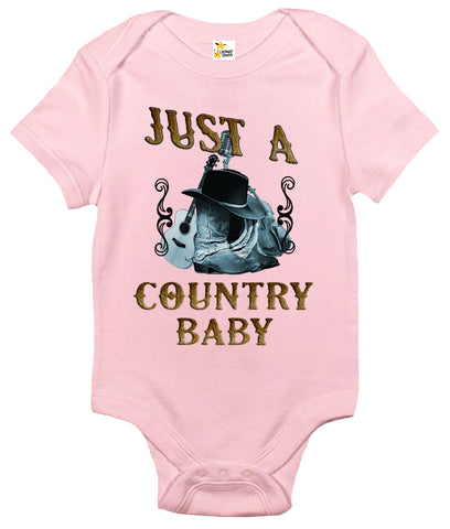 Baby Bodysuit - Just A Country Baby