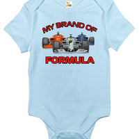 Baby Bodysuit - My Brand of Formula