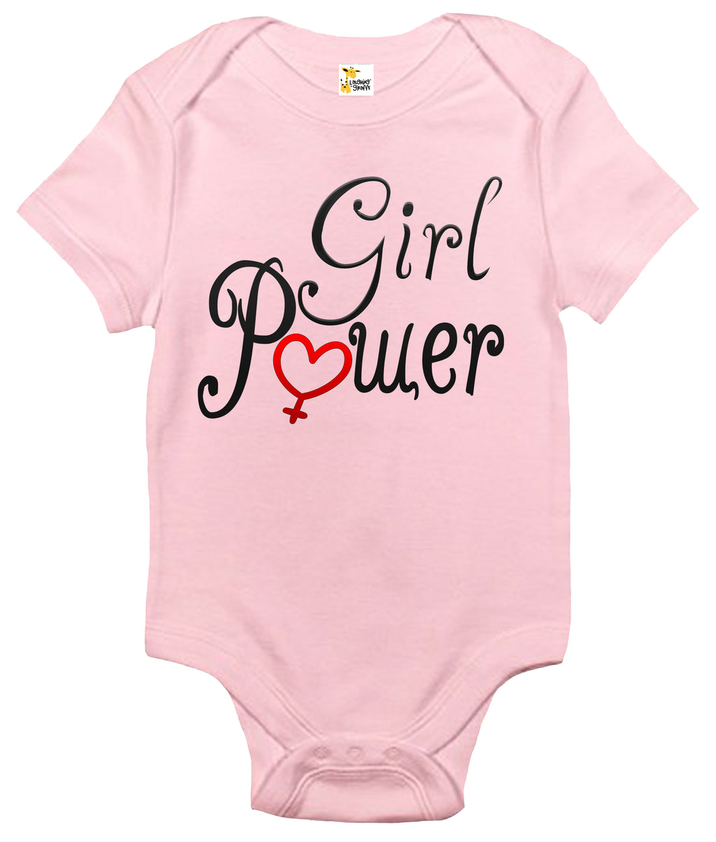 Baby Bodysuit - Girl Power