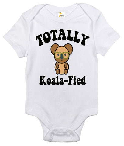 Baby Bodysuit - Totally Koala-fied
