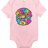 Baby Bodysuit - Natural Born Rider