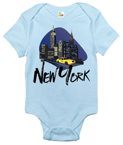 Baby Bodysuit - New York