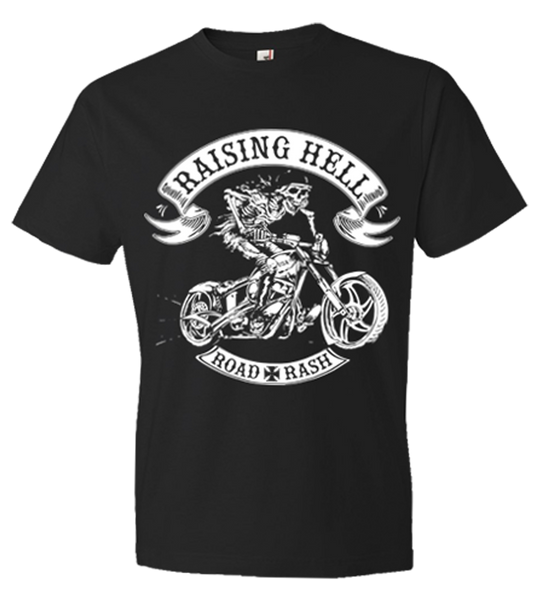 T-Shirt - Raising Hell, Road Rash
