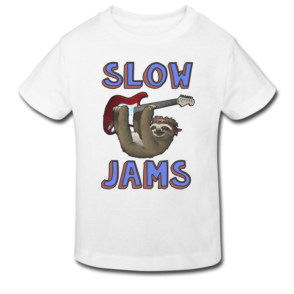 Toddler Tee - Slow Jams