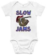 Baby Bodysuit - Slow Jams