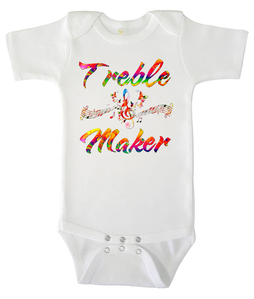 Baby Bodysuit - Treble Maker