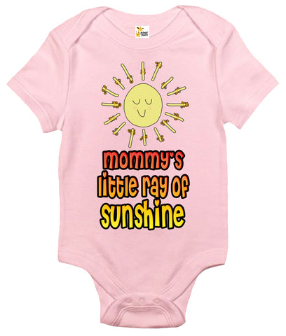 Baby Bodysuit - Mommy's Little Ray of Sunshine